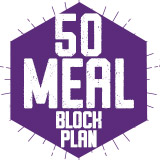 50 Meal Block Plan